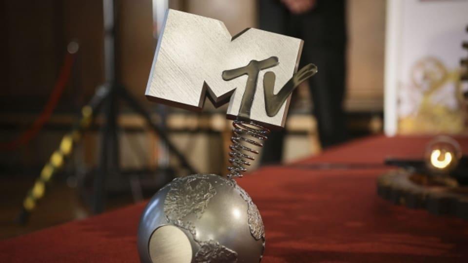 Um diese Trophäe geht es: So sieht der MTV-Award aus.