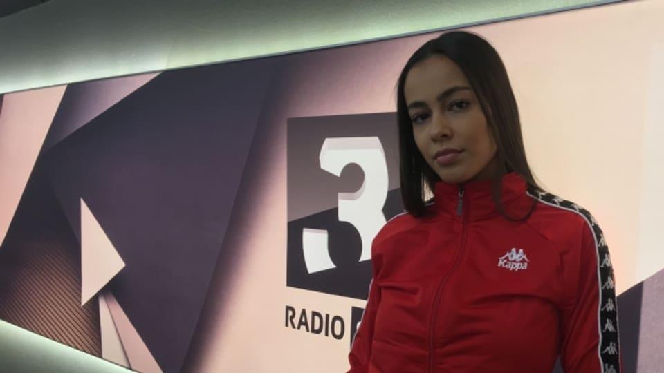 Naomi Lareine: Ihre Debut-EP «Unchained» hören wir heute schon exklusiv bei SRF 3 punkt CH