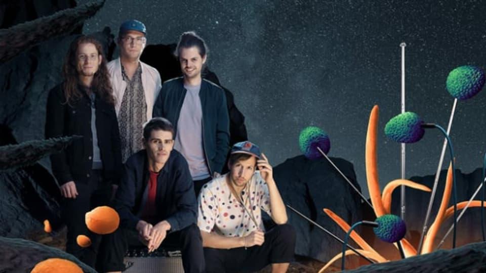 Alois: Die Luzerner Indie-Band ist «SRF 3 Best Talent» vom Juli 2020