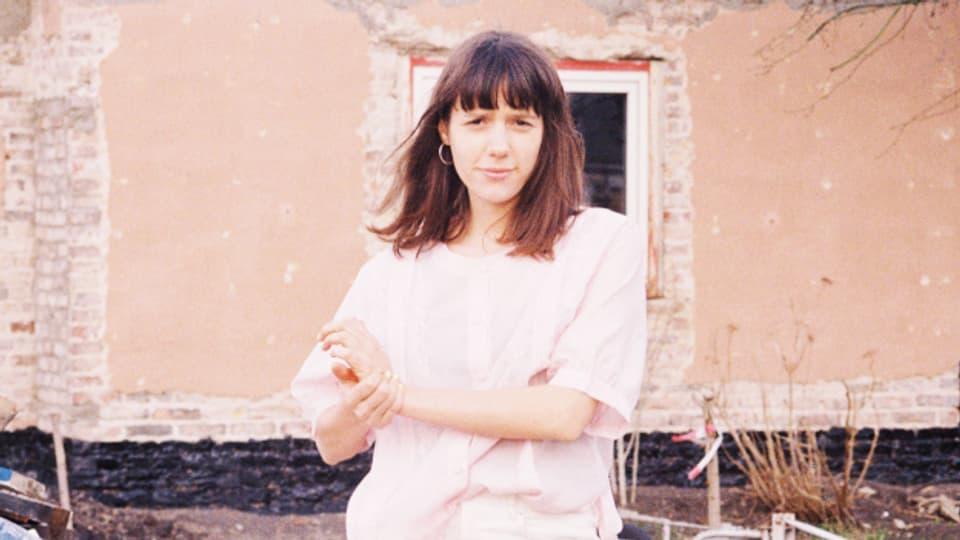 Liefert unseren mx3-Powerplay-Song im April: Anna Erhard, die ehemalige Frontfrau der Basler Band Serafyn