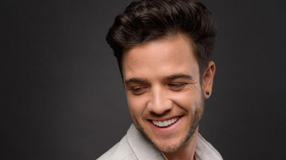 Hat hier noch gut lachen: Am Samstag wird Luca Hänni bei «Verstehen Sie Spass?» auf den Arm genommen