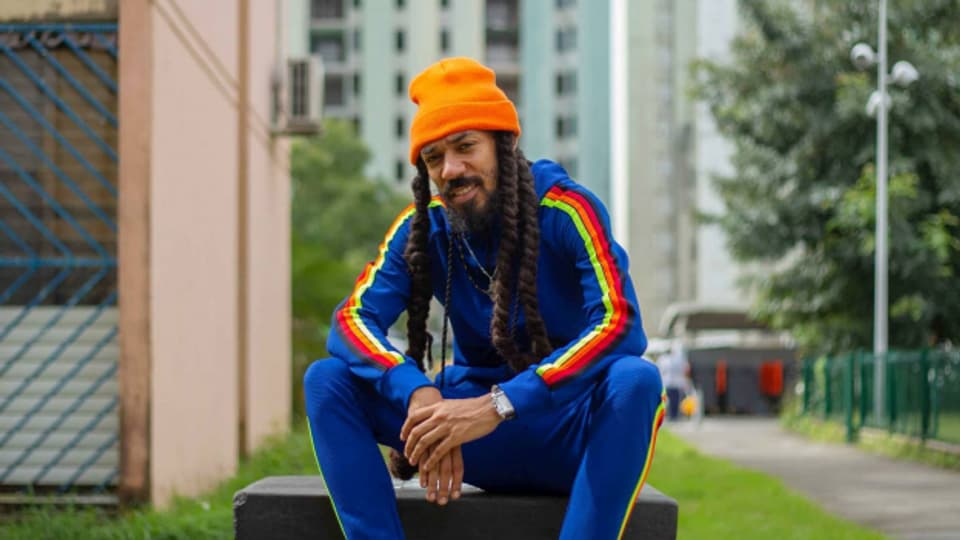 Schweizer Reggae-Botschafter: Cali P