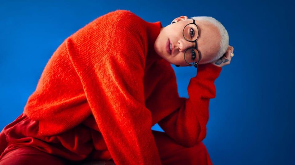 Stefanie Heinzmann zeigt sich auf ihrem neuen Album von einer anderen Seite.