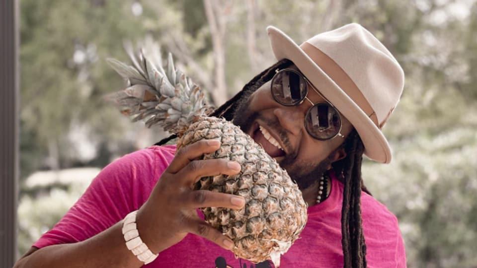 Jamaikaner in Tenesse: Gramps Morgan