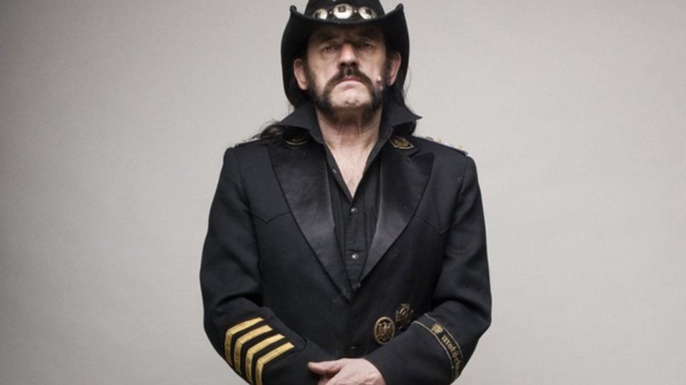 Lemmy Kilmister.
