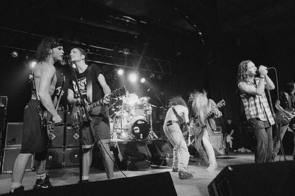 Die Grunge-Fusion aus Pearl Jam und Soundgarden: Temple of the Dog