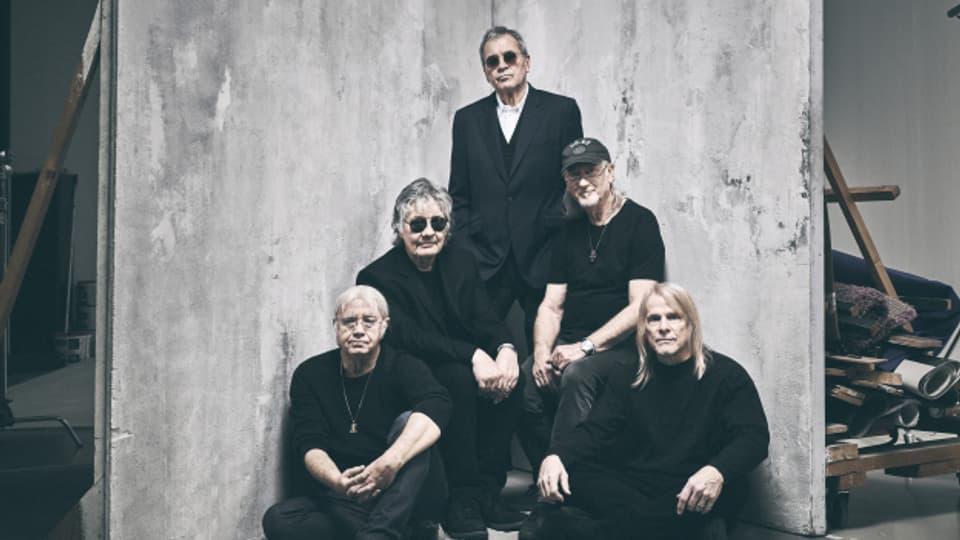 Deep Purple im Jahr 2020