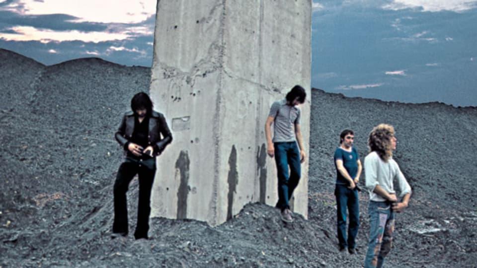 Auch das Cover ist legendär: «Who's Next» von The Who