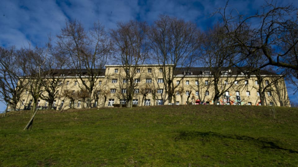 Punkrock-Knast: Der Luzerner Sedel