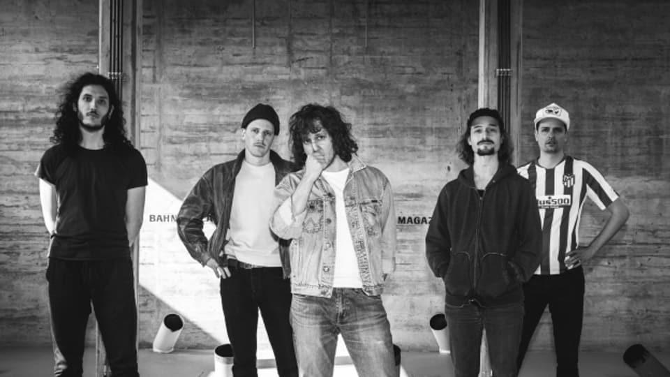 Indie-Rock aus Baden: Urges
