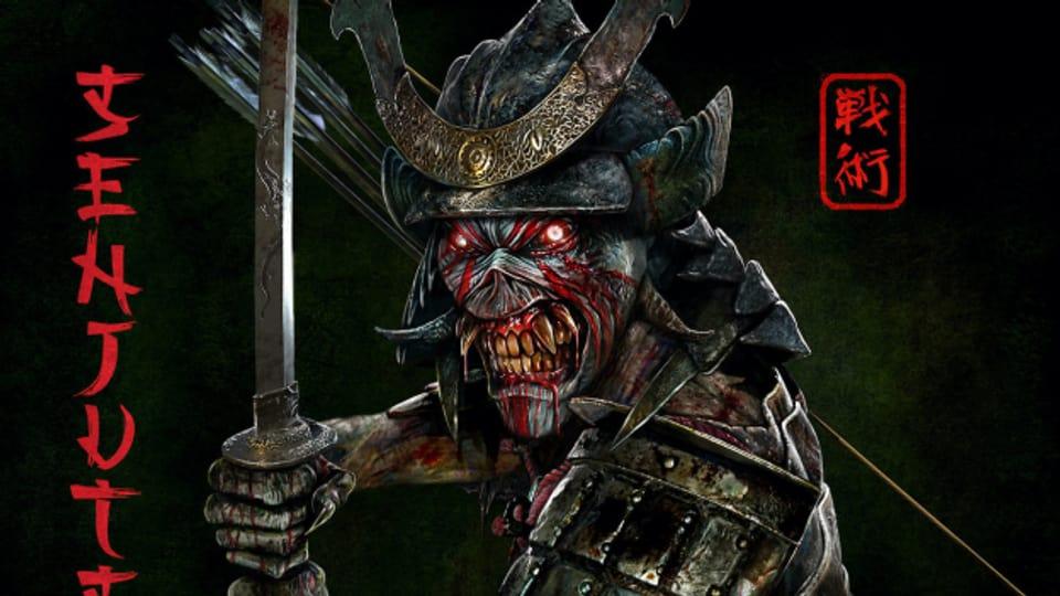 «Senjutsu» - das neue Album von Iron Maiden