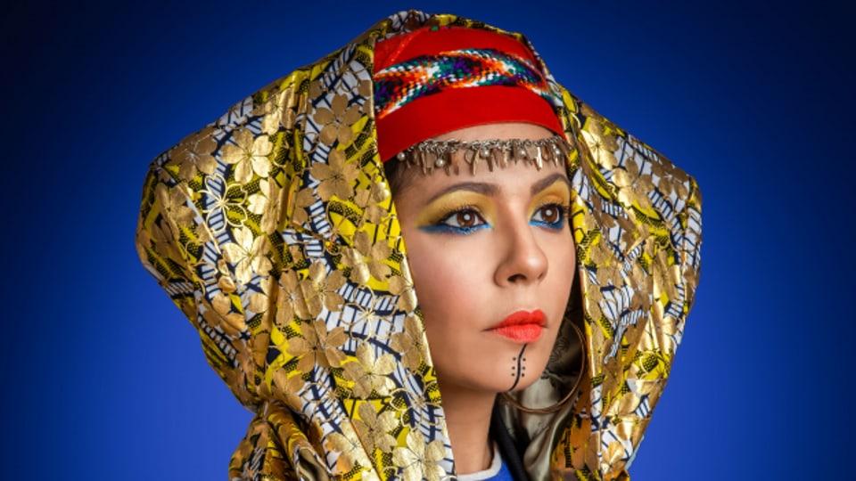 Karimouche sorgt mit ihrem neuen Album «Folies berbères» für Furore.