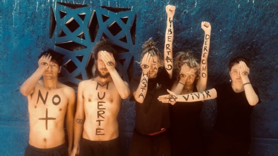 «Despierta!», «Aufwachen!», so heisst das neue Album der Bieler Band Hermanos Perdidos.
