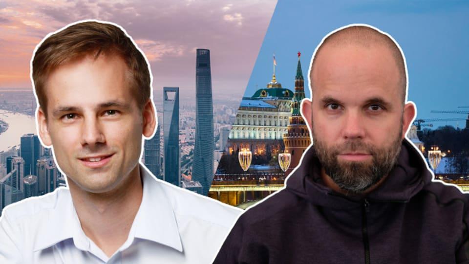 Shanghai und Moskau: Keine grosse Liebe ohne Eigentumswohnung