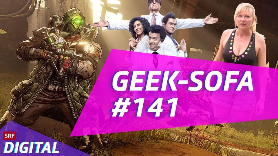 Geek-Sofa #141