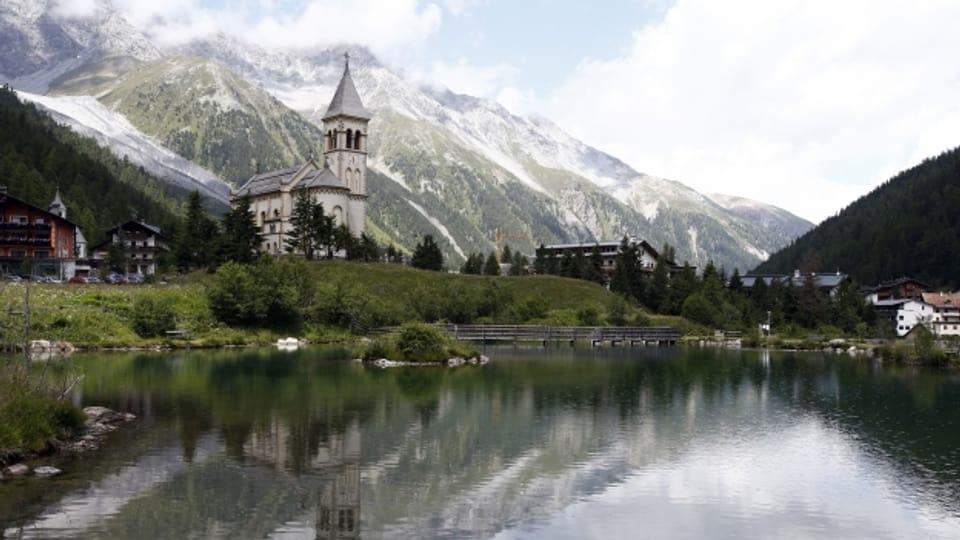 Das Südtirol ist ein Touristenmagnet