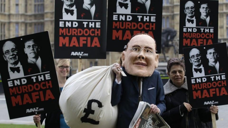 Rupert Murdoch: Der Medienmogul und sein News-Monopol