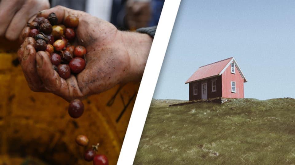 Kolumbien: Aus Kaffee wird ein Tiny House