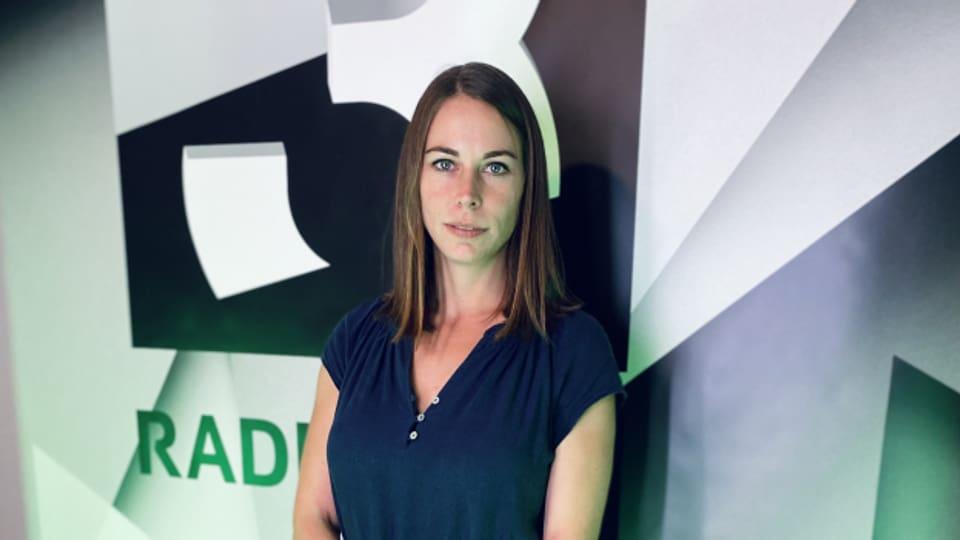 Delilahs-Frontfrau Muriel Rhyner