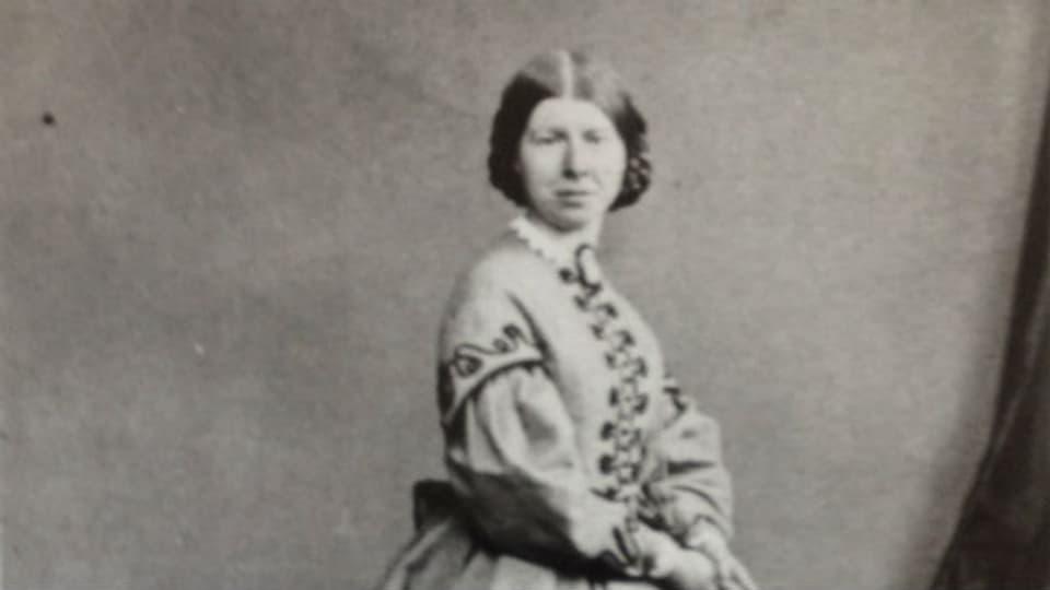 Miss Jemima Morell 1863.