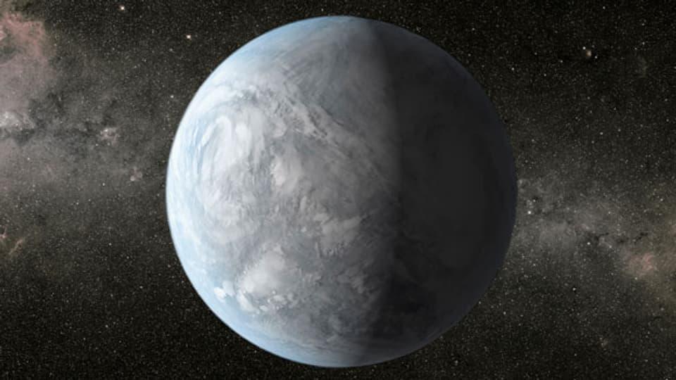 Unermüdlich brennt die Sonne auf die Erde nieder. Mit «Geoengieering» könnte man der Erde Kühlung verschaffen.