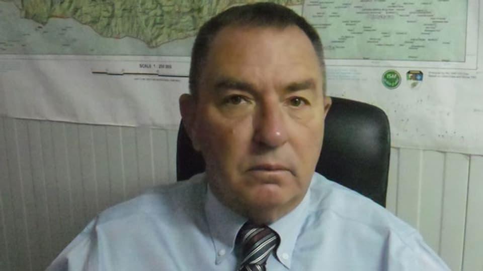 Ex-Marine Oberst Gary Anderson: «Wir blamieren uns als Grossmacht vor 40'000 IS-Kämpfern.»