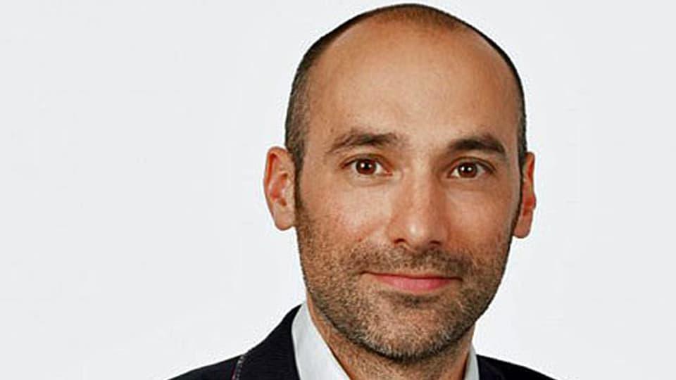 Oliver Washington, SRF-Korrespondent in Brüssel.