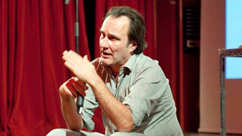 Guillaume Paoli, Schriftsteller.