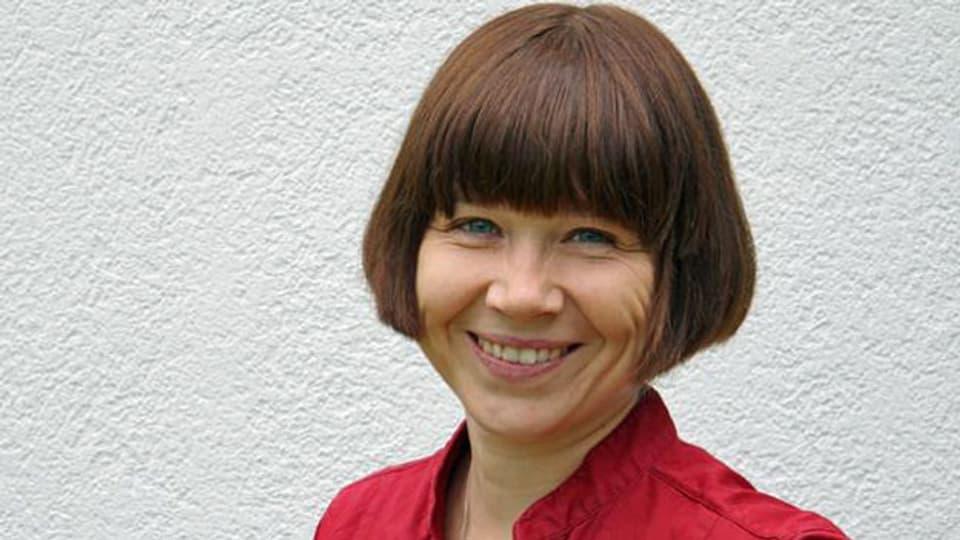 Katharina Thoms, Journalistin.