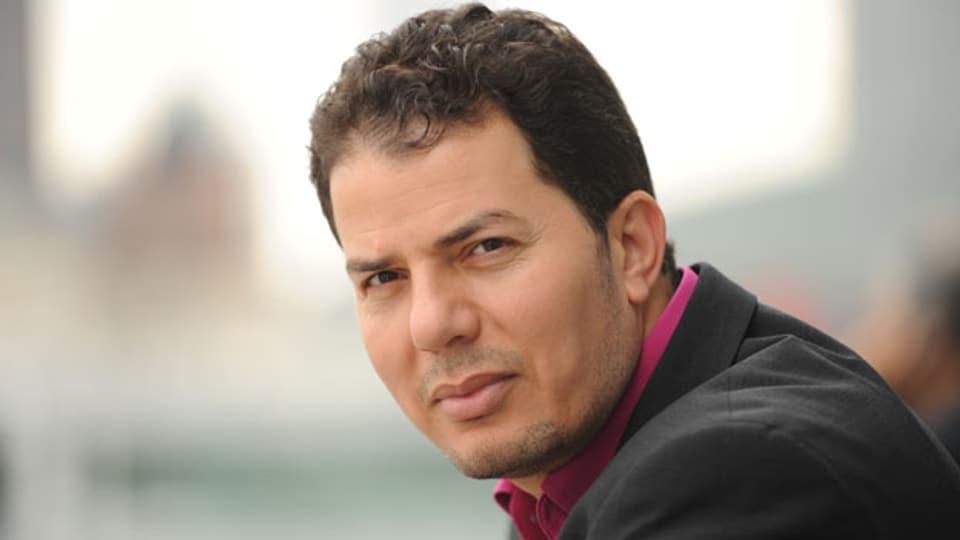 Hamed Abdel-Samad, deutsch-ägyptischer Politikwissenschaftler und Publizist.