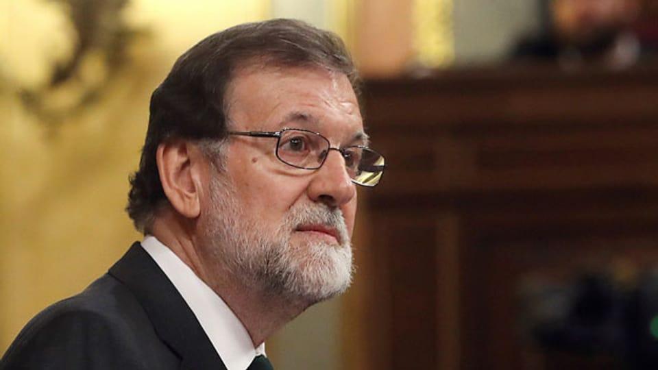 Mariano Rajoy, Ministerpräsident von Spanien.