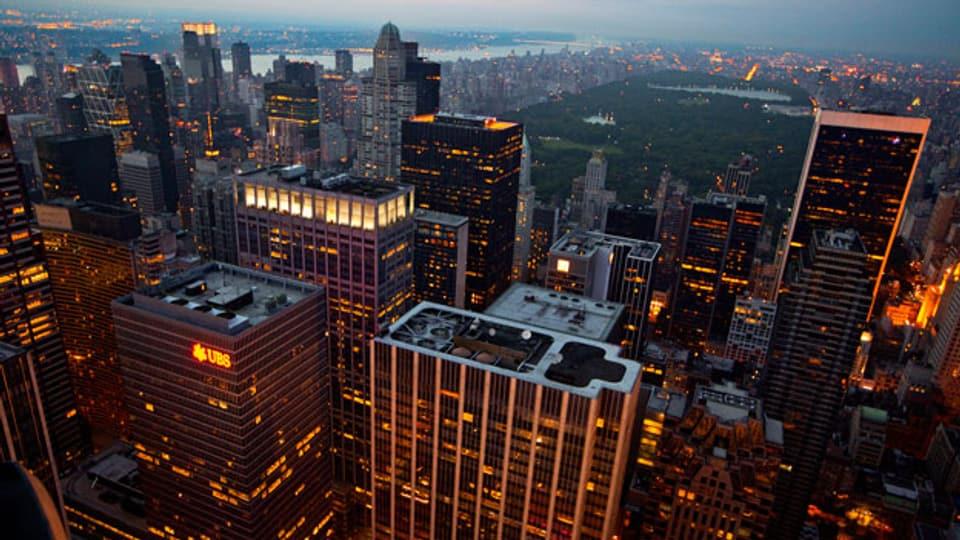 Der Deal von New York