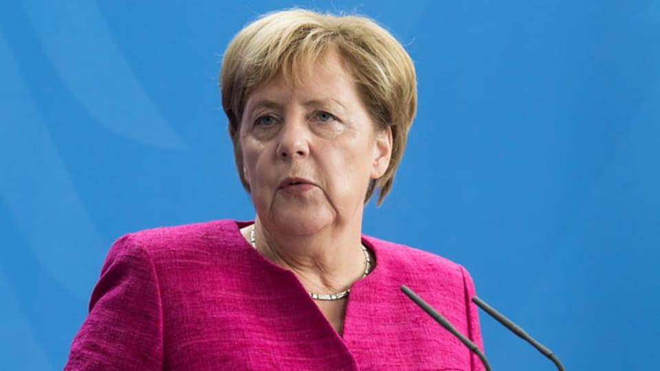 «Das hat mit unserem Rechtsstaat nichts zu tun.», sagte etwa Kanzlerin Angela Merkel.