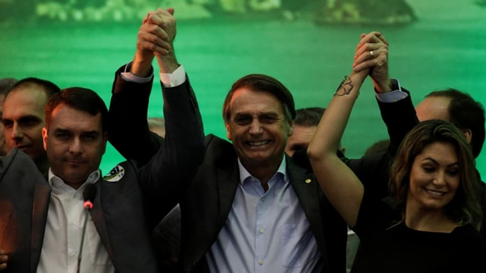 Bolsonaro, Fujimori, Kirchner oder Ortega: In Südamerika kommen Politikerfamilien häufig vor.