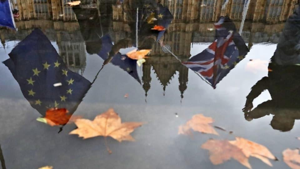 Die englische Wirtschaft nach dem Brexit - wie weiter?
