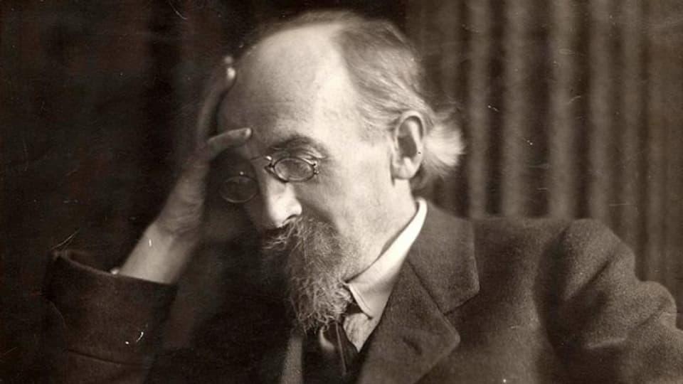 Kurt Eisner (1867-1919), prägende Figur der jüngeren Geschichte Bayerns.