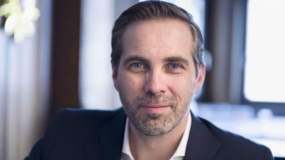 Martin Nydegger, Direktor Schweiz Tourismus.