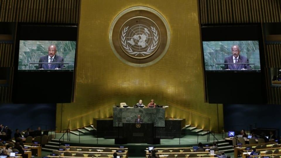 Düsteres Bild: Wissenschaftler prangern die Entwicklungspolitik der UNO-Mitglieder an.