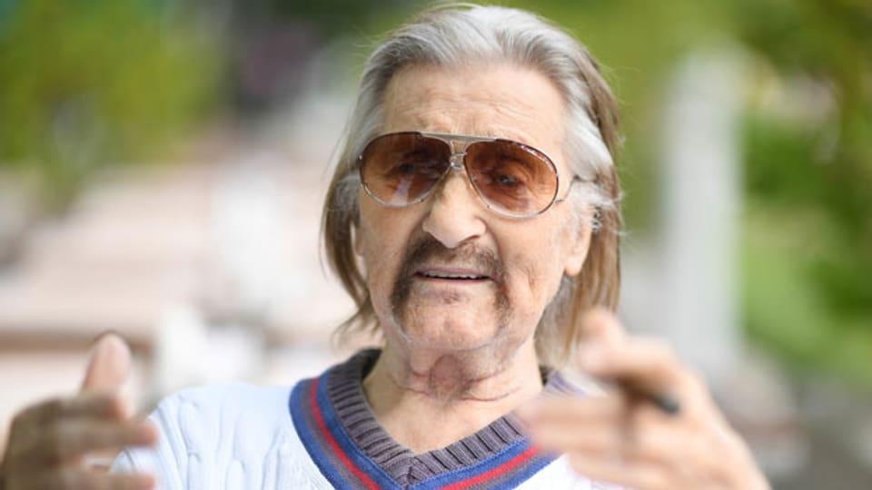 Der Designer Luigi Colani ist tot.