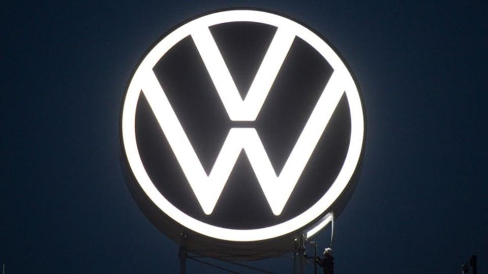 Im Jahr 2020 wird VW 100'000 Elektroautos produzieren, 2025 sollen es eine Million sein.