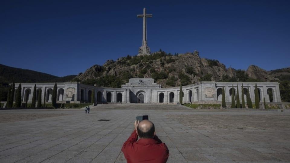 Das Mausoleum für Francisco Franco wurde zu einem Pilgerort für Bewunderer des damaligen spanischen Diktators.