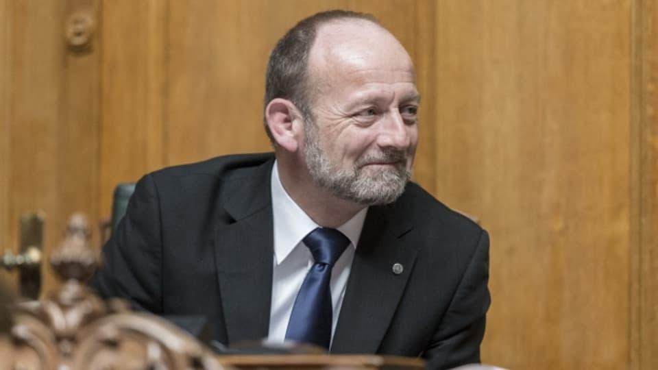 Der Tages-Anzeiger betitelte ihn einst als «Monsieur Plastiksack» – Dominique de Buman gilt als Mit-Initiator der Plastiksack-Gebühr bei Coop und Migros.