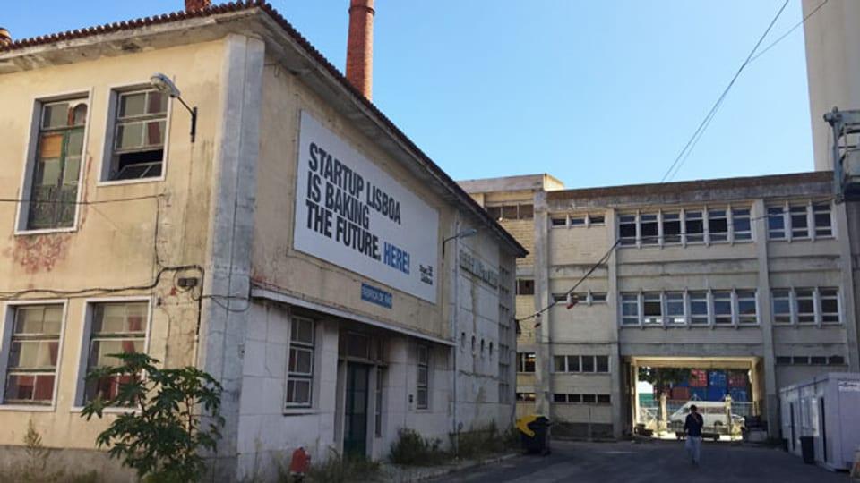 «Start-Up Lisboa» ist vor sieben Jahren entstanden, mitten in der Krise.