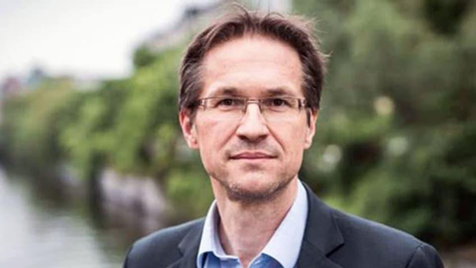Gerald Knaus, Migrationsexperte und Architekt des Türkei-Abkommens.