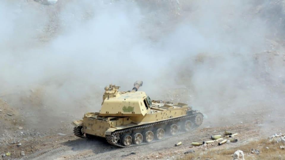 Tag drei der türkischen Militäroffensive in Nordsyrien: Die internationale Kritik wächst.
