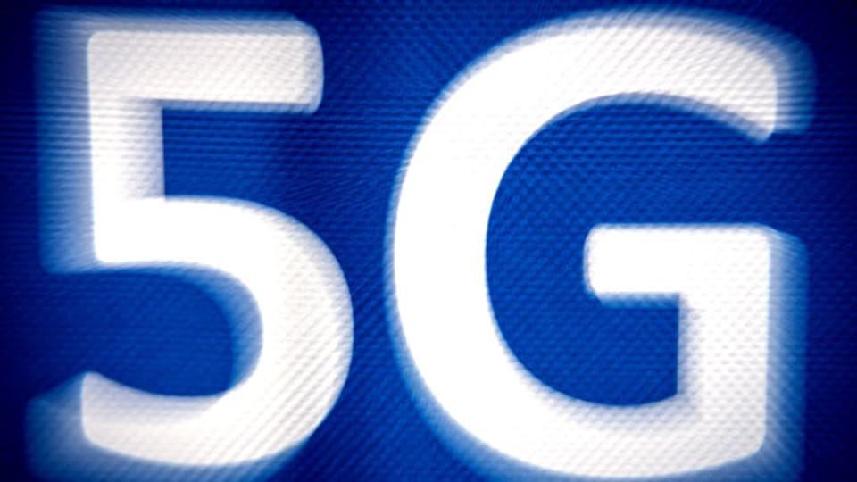 Symbolbild. 5G