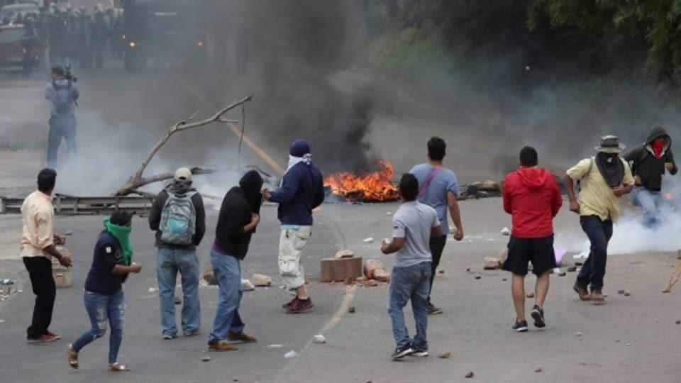 Proteste in Honduras.