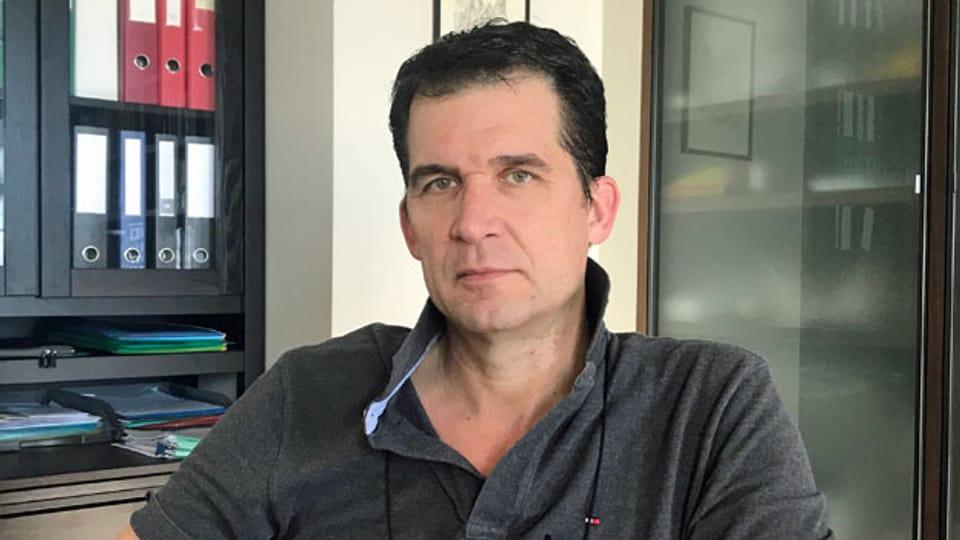 Nils Melzer, UN-Sonderberichterstatter über Folter.