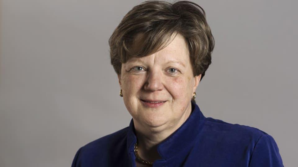 Isabelle Chassot, Direktorin des Bundesamtes für Kultur BAK.
