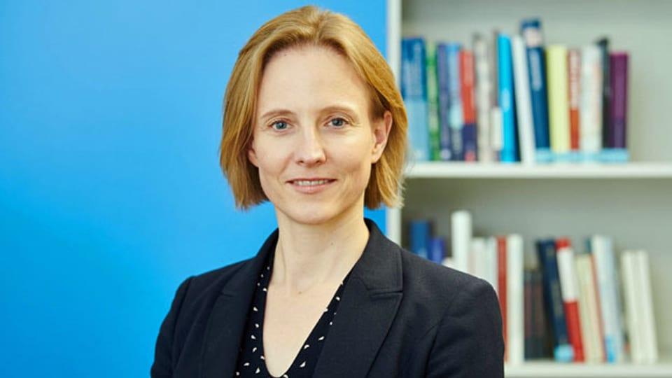 Die Weissrussland-Expertin Gwendolyn Sasse.